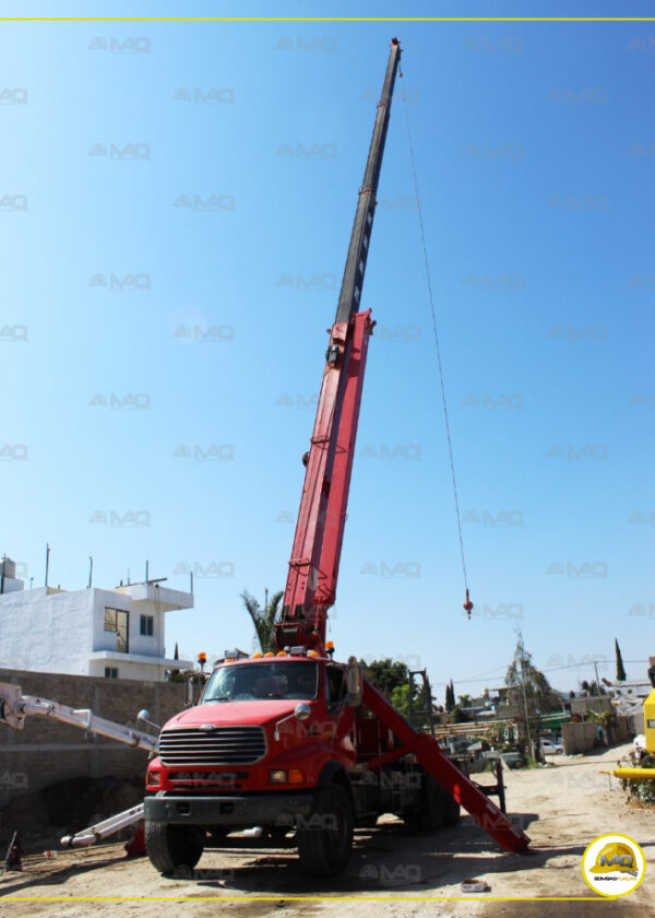 GRUA TITAN STERLING – NATIONAL 25 TONS 2001 (10)