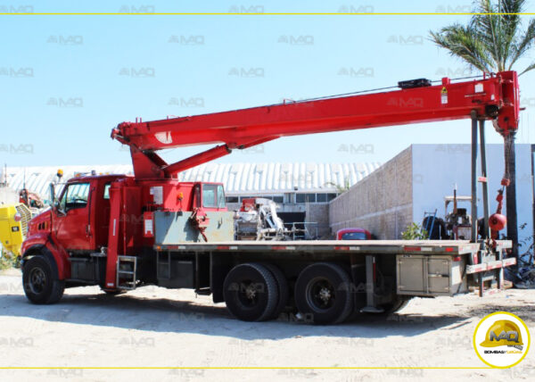GRUA TITAN STERLING – NATIONAL 25 TONS 2001 (8)
