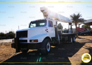 GRUA TITAN INTERNATIONAL – TEREX 23.5 TONS 1999 FRENTE