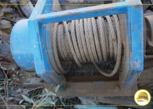 WINCH 20 TONS